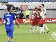 El Almería puso fin a su mala racha. LaLiga