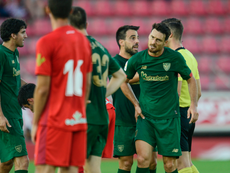 El Athletic empató con el Numancia. AthleticClub