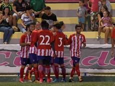 El Atlético jugará ante Marruecos por un hueco en la final. CotifAlcudia