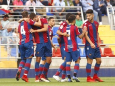 El Atlético Levante se enfrenta al Castellón. UDLevante