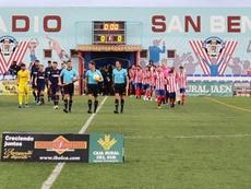 El Atlético Porcuna sorprende al Malagueño. AtcoPorcunaOfic