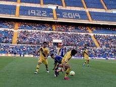 El Hércules espera acabar esta semana complicada con una victoria. FCBarcelonaB