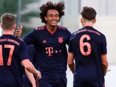 El Bayern Sub 19 arrasó. Twitter/FCBJuniorteam