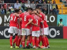 El Benfica quiere asentar su liderato. SLBenfica