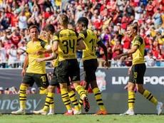 El Borussia ha estado a punto de hacer el ridículo en la DFB Pokal. BVB/Archivo