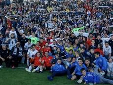 El Burgos tiene nuevo propietario: Antonio Caselli. Twitter/Burgos_CF