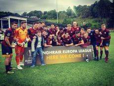 Son universitarios, pero jugarán la próxima Europa League. Twitter/CardiffMetFC