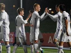El Madrid le busca sitio a varios jugadores de su filial. RealMadridCF