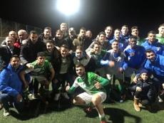 El Álamo se llevó la victoria por 2-1. Twitter/CDElÁlamo