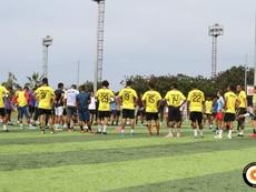 La medida más dura de Deportivo Coopsol: rescinde a toda su plantilla. Dep_Coopsol