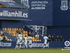Gonzalo Verdú anotó los dos tantos para el Elche. LaLiga