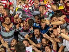 Mallorca, cinco ascensos en 26 días. EFE