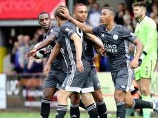 El Leicester se abona a las victorias. LCFC