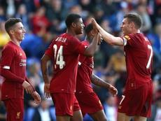 El Liverpool ganó el primer amistoso de la pretemporada. LiverpoolFC