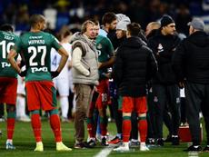 El Lokomotiv, eliminado de la Copa Rusa por un Segunda en penaltis. Lokomotiv
