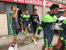 El Lugo cuenta con el canterano Pêdro López en sus filas. CDeportivoLugo