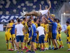 El Maccabi revalida el título ante el Hapoel. Twitter/MaccabiTLVFC