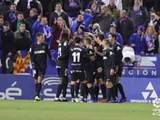 El Málaga recuperó la sonrisa. LaLiga