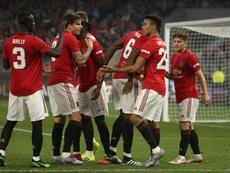 El United pasa por encima de Biels. ManUtd