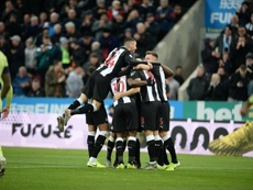 Una remontada que vale oro para el Newcastle. Twitter/NUFC