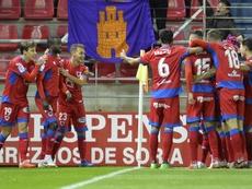 El Numancia espera que Los Pajaritos le dé fuerza para ganar a Osasuna. LaLiga