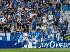 El Oviedo, a evitar caer en el descenso. LaLiga