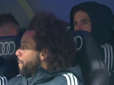 Marcelo has fallen out of favour at Madrid and wishes to leave. TWITTER