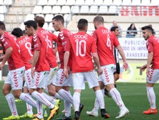 El Real Murcia ha cerrado la llegada de un refuerzo. RealMurciaCFSAD