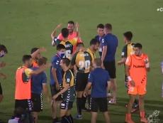 Mackay lleva al Sabadell a un paso de la gloria. Captura/Footters
