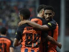 El Shakhtar se llevó su decimotercera Copa, la cuarta seguida Twitter/FCShakhtar