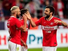 Ural, Spartak de Moscú y Rostov comienzan con buen pie. SpartakMoscow
