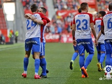 El Sporting logró tres puntos llenos de oxígeno. LaLiga
