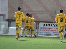 El UCAM Murcia sigue vivo en la Copa Federación. Twitter/UCAMMurciaCF