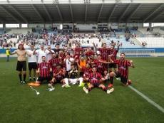 Empieza el fútbol en Tercera. Twitter/CFUNIONVIERA