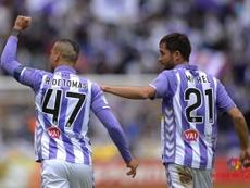 El Valladolid se adelantó y lo tiró todo por la borda. LaLiga