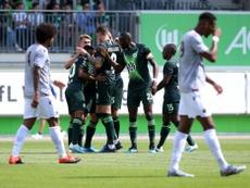 El Wolfsburg se ensaña y le mete ocho al Niza. Vfl_Wolfsburg