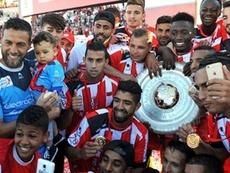 La Copa marroquí se jugará en El Aaiún. EFE