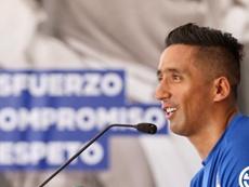Lucas Barrios eligió a su mejor once. GimnasiaOficial