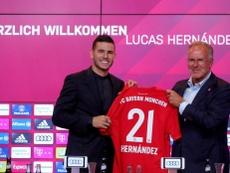 El Bayern apuesta por la juventud. Twitter/FCBayern