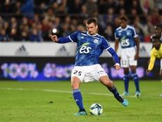 El Nantes pierde la oportunidad del liderato. RCSA