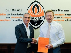 OFFICIEL : Luis Castro est le nouvel entraîneur du Shakhtar. FCShakhtar