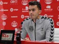 Luis Ruiz no quiere especulaciones. CDLugo