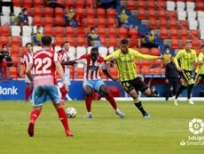 El Zaragoza venció al Lugo. LaLiga