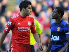 Evra  a récemment reçu des excuses de la part des Reds. afp