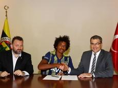 Luiz Gustavo abandona el Olympique de Marsella tras tres temporadas. Fenerbahçe