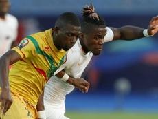 Mali-Côte d'Ivoire. Goal