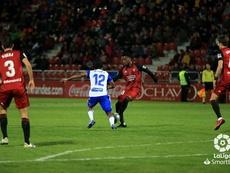 Mirandés y Zaragoza empataron. LaLiga