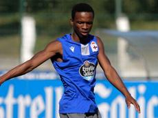 Los internacionales y Koné se alistan para el Málaga. RCDeportivo