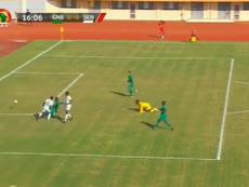 Mané perde um gol impressionante. Captura/BeINSports