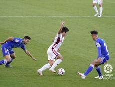 El Oviedo se llevó un punto del Carlos Belmonte. LaLiga